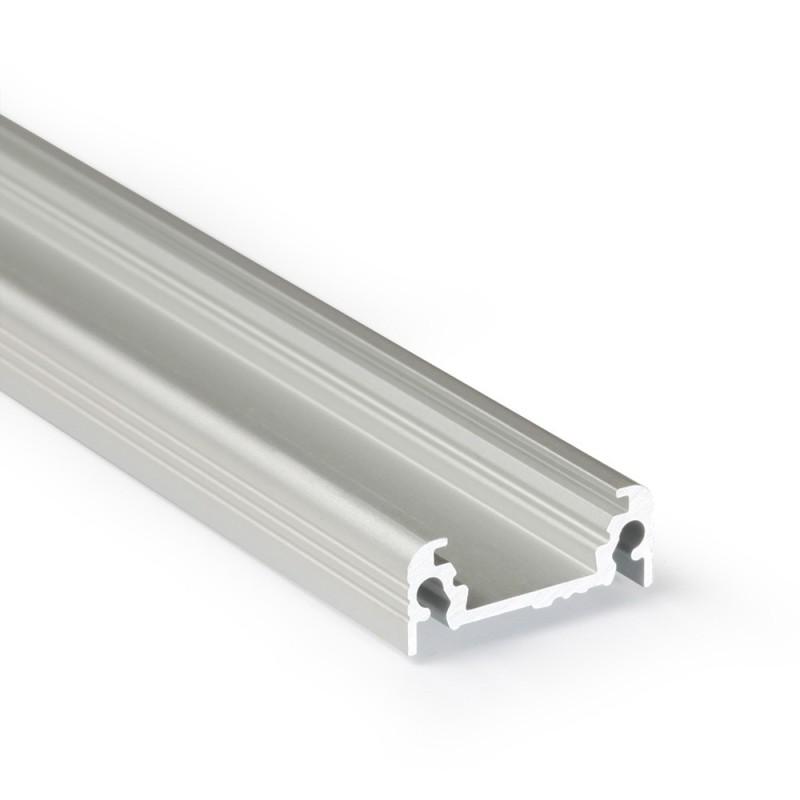 LED profil SURFACE10 hliník eloxovaný