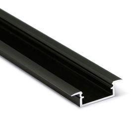 Profil WIRELI BEGTIN J/S černá anoda 2m (metráž)