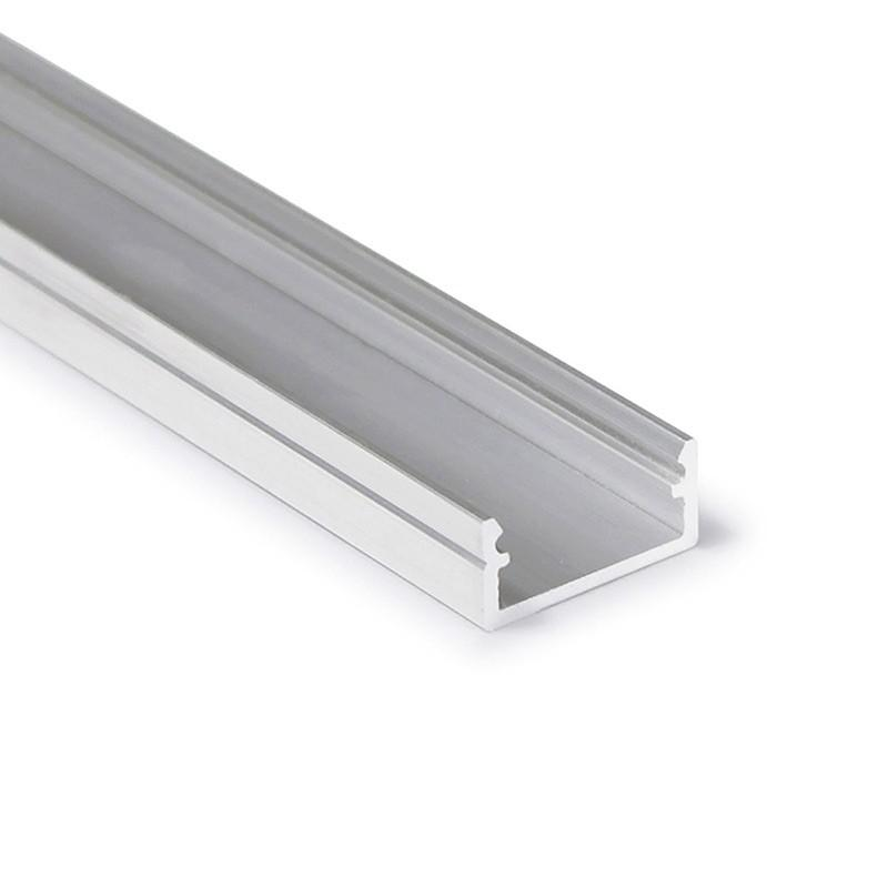 Profil WIRELI BEGTON12 J/S hliník surový 2m (metráž)