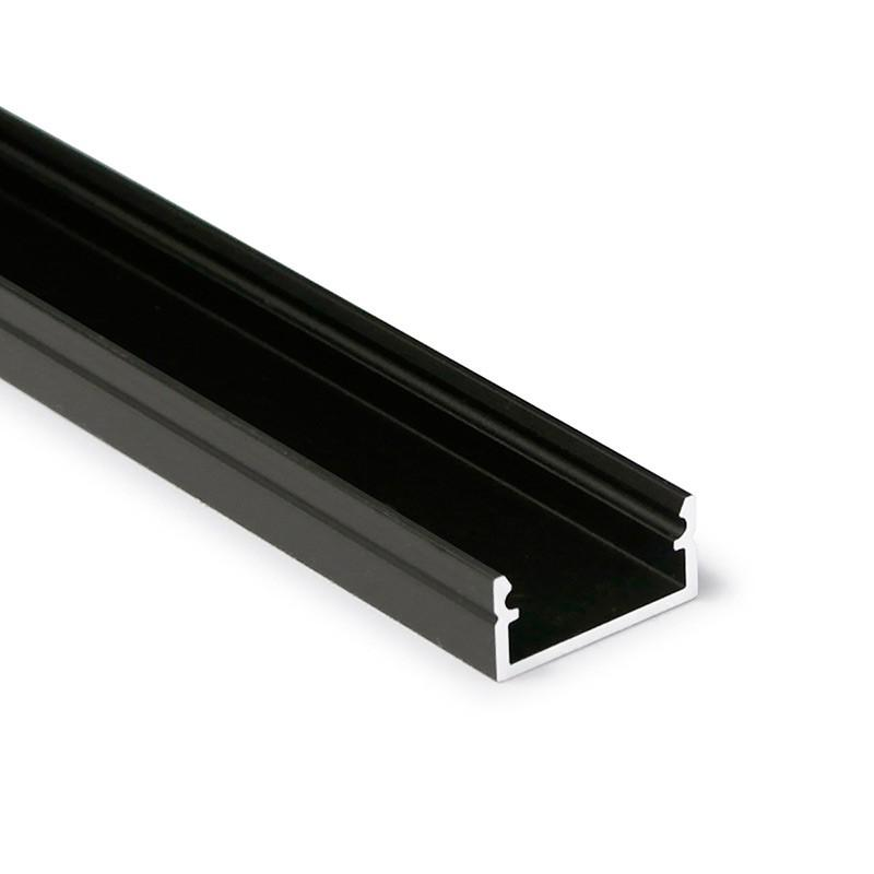 Profil WIRELI BEGTON12 J/S černá anoda 2m (metráž)