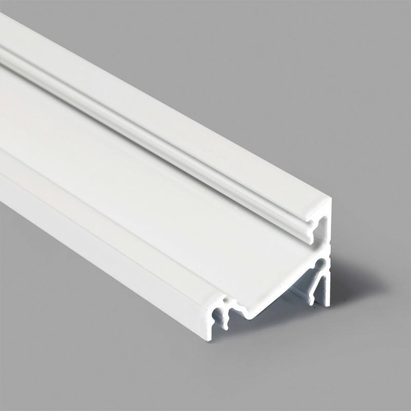 LED profil 60° CORNER14 al. anod. (bez krytky)