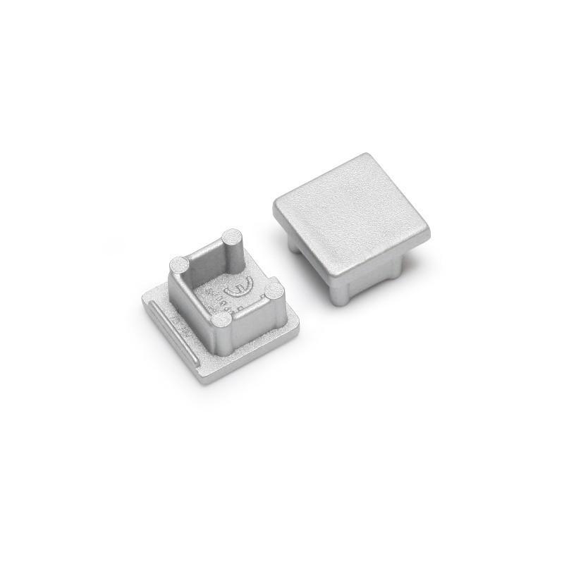 Koncovka WIRELI SMART10 stříbrná (pár)