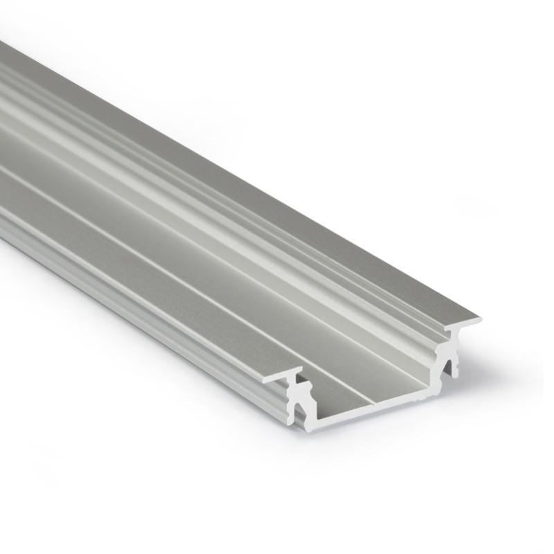 Hliníkový montážní a chladící profil do drážky pro LED pásku do ... 0efc10b131