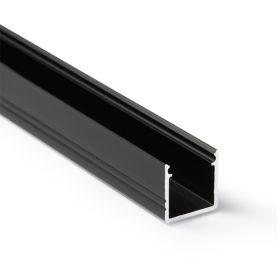 Led profil LINE SMART8 černý anod.