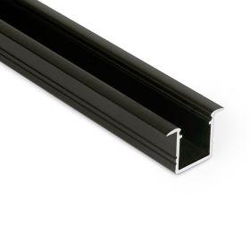Profil WIRELI SMART-IN10 A/Z černá, 2m (metráž)