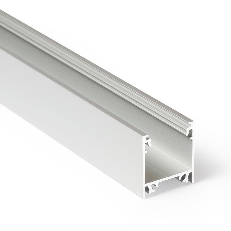 Profil WIRELI LINEA20 EF/TY hliník anoda 2m (metráž)
