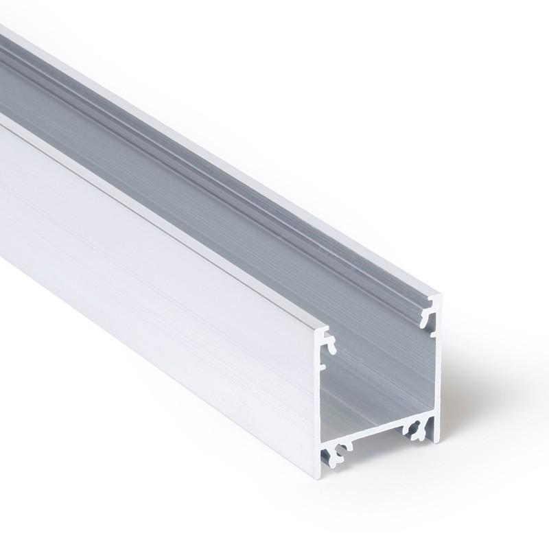 Profil WIRELI LINEA20 EF/TY hliník surový 2m