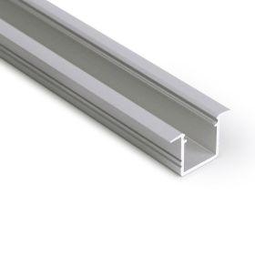 Profil WIRELI SMART-IN10 A/Z hliník surový, 2m (metráž)