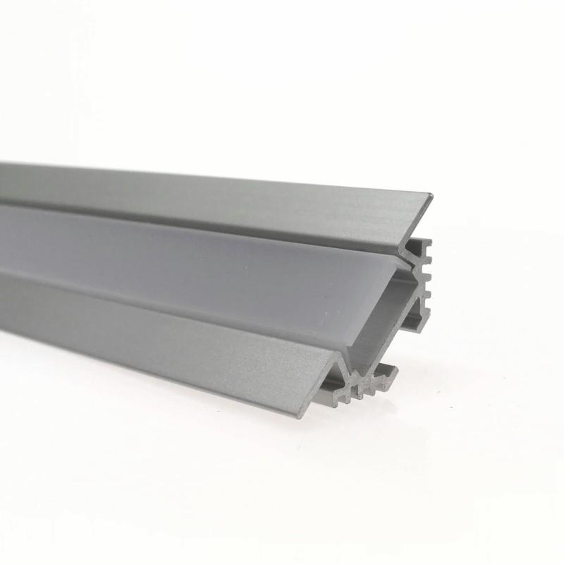 Odřezek 70cm profil KLUS PAC HS12 opal