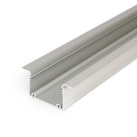 Profil WIRELI PHIL A vkládaný hliník anod 2000mm (metráž)