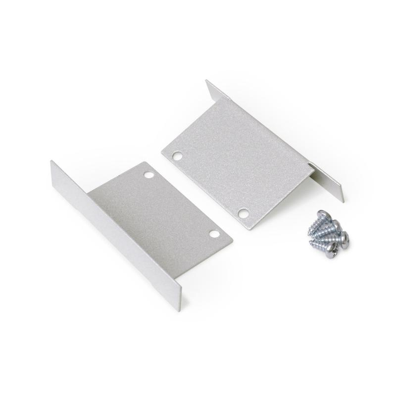 Koncovka PHIL A vkládaný kovová stříbrný komaxit (1 pár)