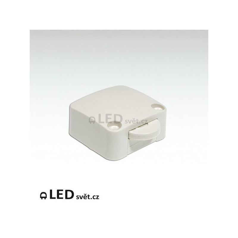 Vypínač pro zásuvky a posuvné dveře mechanický - bílý