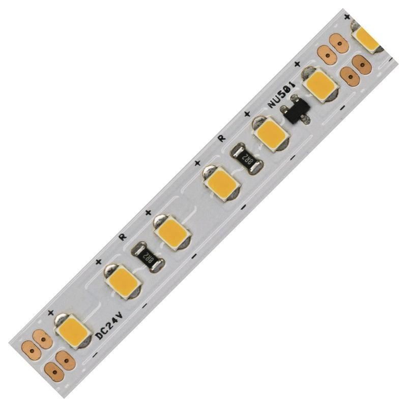 LED pásek hybridní 2835 120 WIRELI WW 25W 1,04A 24V (bílá teplá)