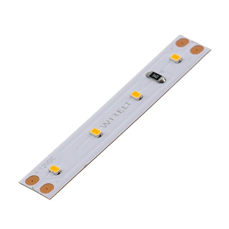 LED pásek WIRELI 2216 80 4,8W CRI90 0,4A 12V WW (teplá bílá)