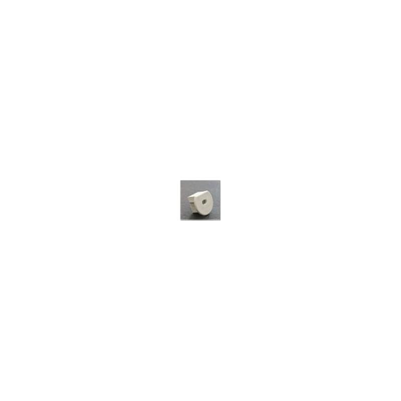 Koncovka KLUS PDS4-O s otvorem pro kabel (1 ks)