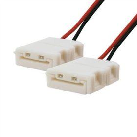 Spojka nepájivá pro LED pásek 10mm s vodičem