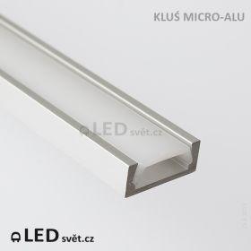 LED profil KLUS MICRO-ALU...
