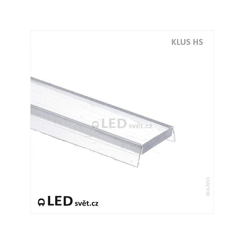 Difuzor KLUS HS12 transparent l 2