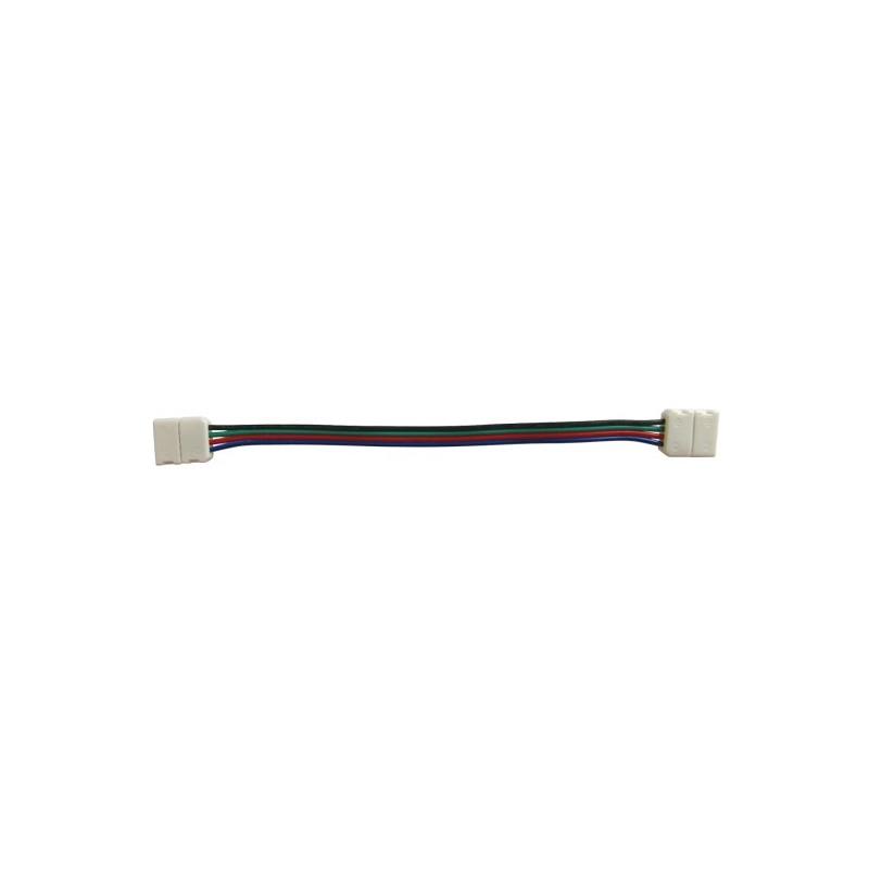 Spojka nepájivá pro RGB LED pásek 10mm s vodičem