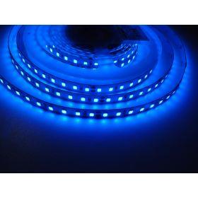 LED pásek 24HQ12096 - 24V, 9,6W/m, 120led/m, MODRÁ