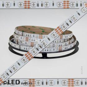 RGB LED pásek WIRELI 5050 60 LED/1m 14,4W 1,2A 12V IP20