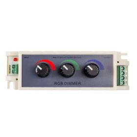 LED ovladač RGB M1 manuální