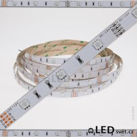 RGB LED pásek WIRELI 5050 30LED/m 7.2W 12V IP20