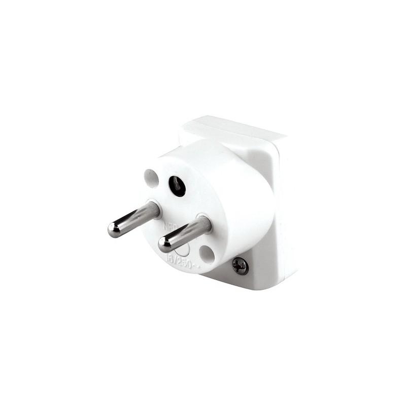 Vidlice úhlová NFP-001 bílá