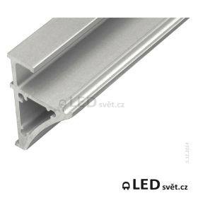 Lišta pro LED GLASS 8/10 (30X50mm)