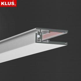 LED profil KLUS KRAV 56 al. anod. l 2