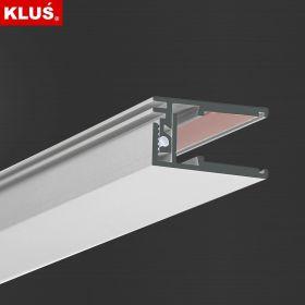 LED profil KLUS KRAV 810 al. anod. l 2