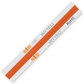 LED pásek COLOR COF 480/10/604nm 12V  - oranžová