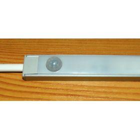 PIR spínač pro LED pásky 12/24V do profilů