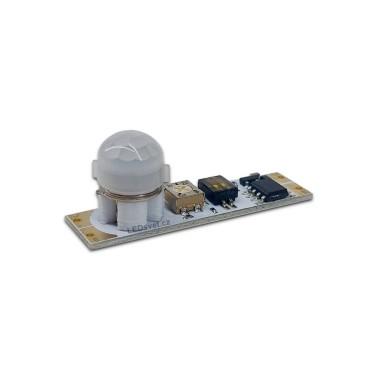 PIR2H pohybový spínač pro LED pásky 12/24V do profilů