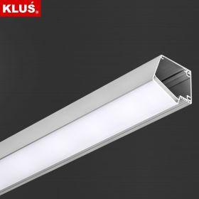 LED profil KLUS IMET al. anod. (bez krytky) l 2