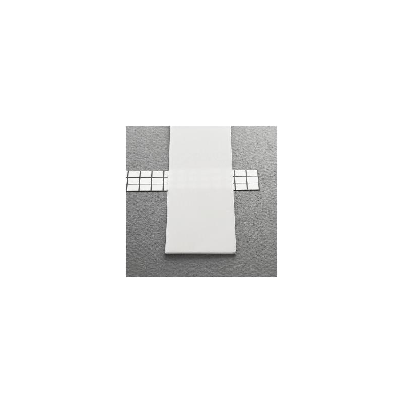 Krycí lišta MLÉČNÁ pro surface14, groove14, corner14
