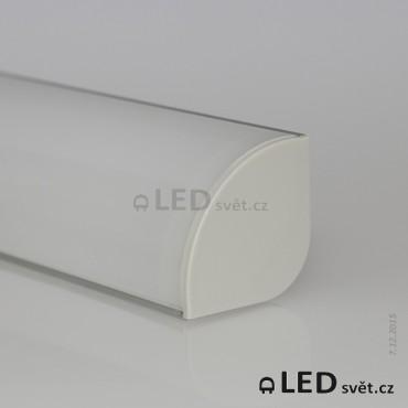 krycí difuzor pro LED profil Corner 30