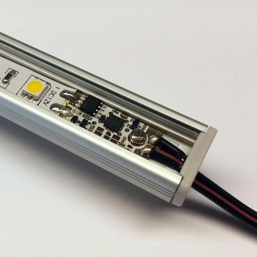 ETD5 - Dotykový stmívač pro LED pásky do lišty