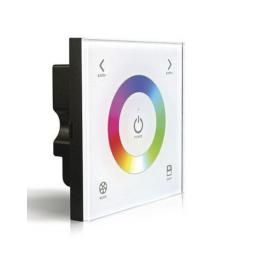 L-TECH D3 - Dotykový ovladač RGB na stěnu