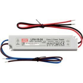 LPH-18-24 Meanwell Napájecí zdroj pro LED 18W 24V