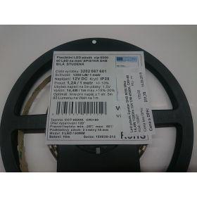 Led pásek Epistar SHB 5050 60ks 14.4W 1200lm 12V CW - studená b. | 5cm