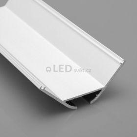 LED profil Corner 30 (bez krytky)