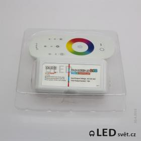 RGB dotykový ovladač TOUCH A5 (RGB led controller