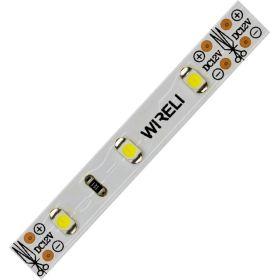 LED pásek SHB 3528 12V 4.8W/m, 500 lm/m bílá studená | 5cm
