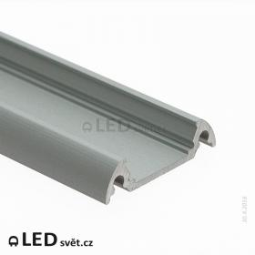 Přířez - LED profil FINLANDIA al. anod. l 4m