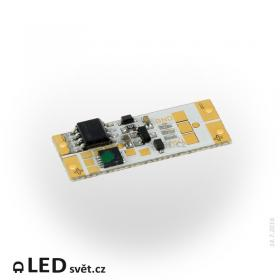 Stmívač EXD1 pro LED pásky 12/24V pro externí ovládání