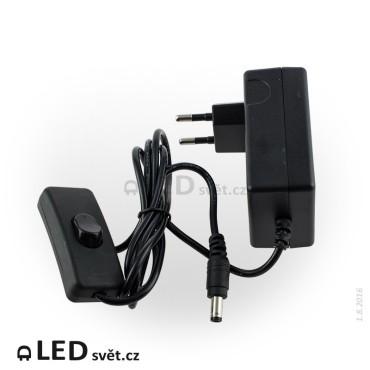LED zdroj TLZZ 12V 12W zásuvkový