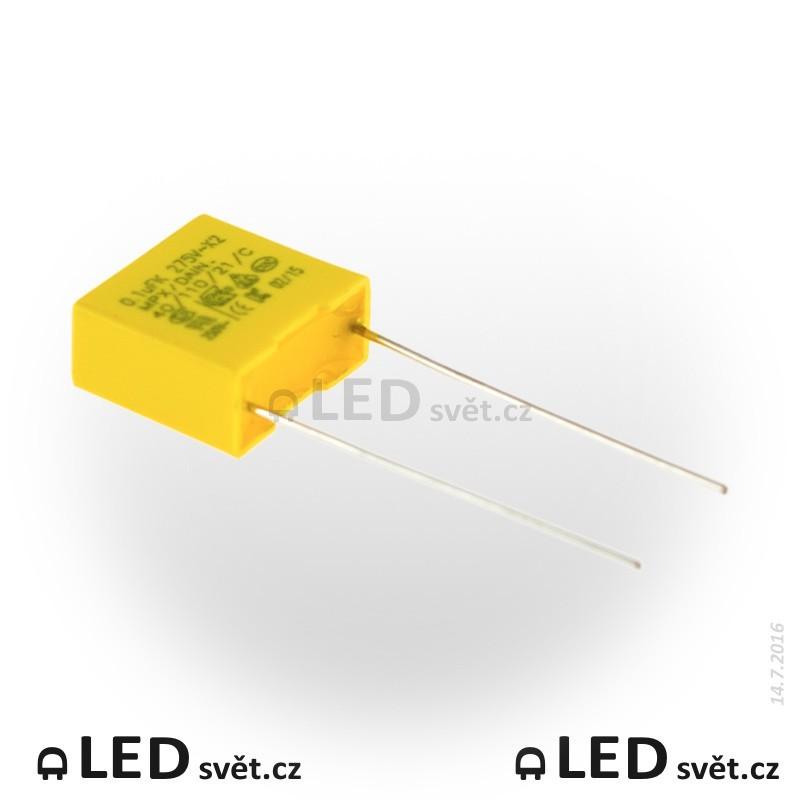 Odrušovací kondenzátor 275V/100nFK