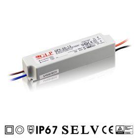 Zdroj GLP GPV-20-12, 12V 2A 24W IP67