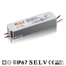 Zdroj GLP GPV-100-12, 12V 8.3A 100W IP67